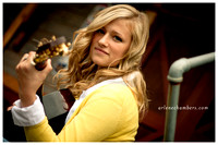 Brooke...not just a girl & her guitar