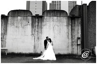 Dina + Ebram:: Married